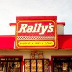 Rally's storefront in Columbus Ohio