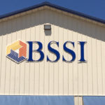 BSSI sign on front of building